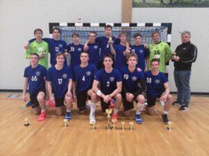 HC Tallas/Tallinna Spordikool (A) II koht Eesti Karikavõistlustel